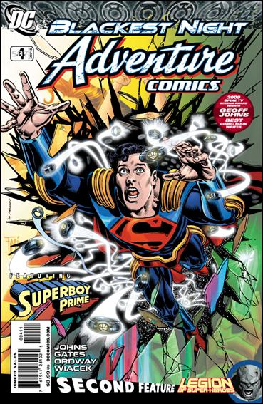 Adventure Comics (2009) 4-A by DC