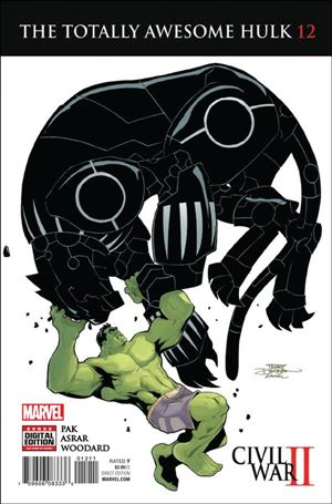Totally Awesome Hulk 12-A