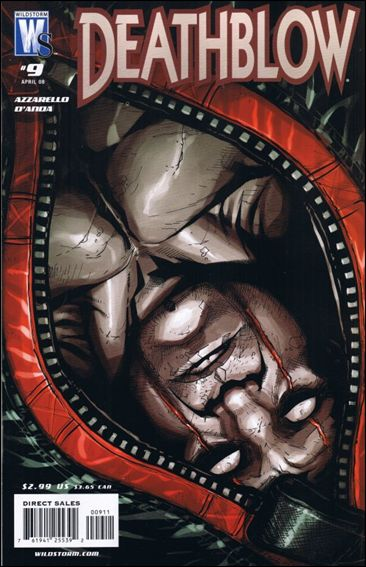 Deathblow (2006) 9-A by WildStorm