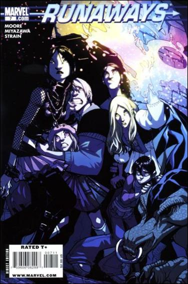Runaways (2008) 7-A by Marvel