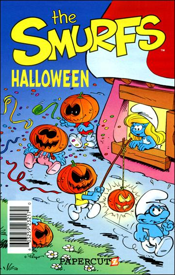 Smurfs: Halloween nn-A by Papercutz
