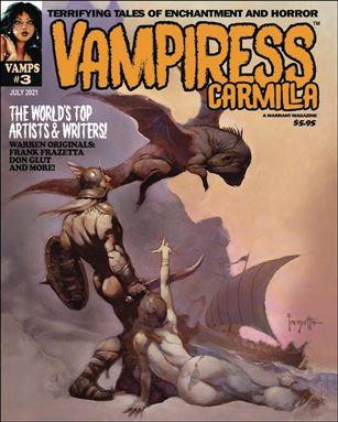 Vampiress Carmilla 3-A