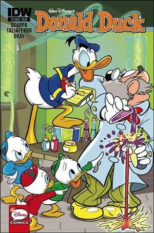 Donald Duck 2-A