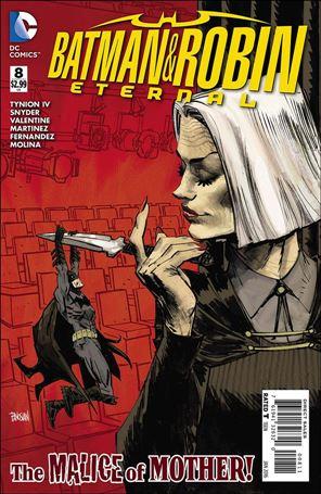 Batman & Robin Eternal 8-A