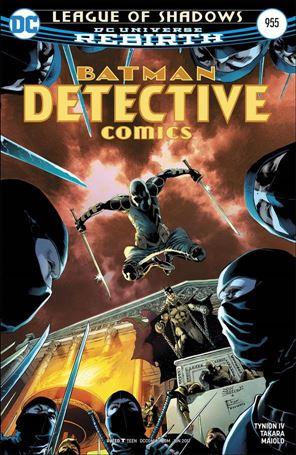 Detective Comics (1937) 955-A