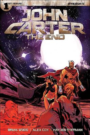 John Carter: The End 1-A