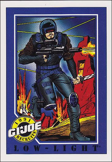 G.I. Joe (Base Set) 131-A by Impel