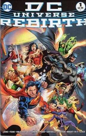 DC Universe: Rebirth 1-B