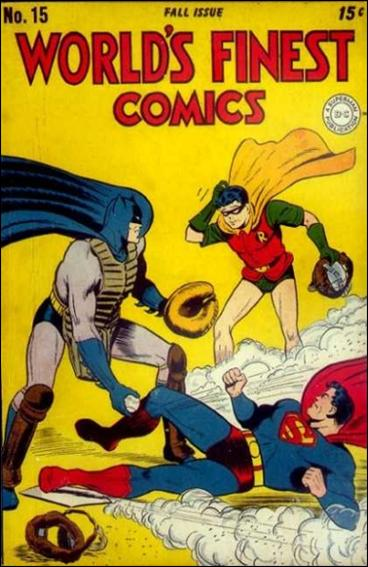 World's Finest Comics 15-A by DC