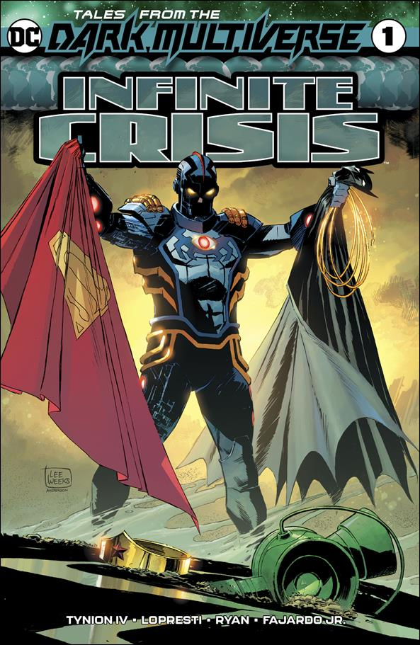 Tales from the Dark Multiverse: Infinite Crisis 1-A by DC