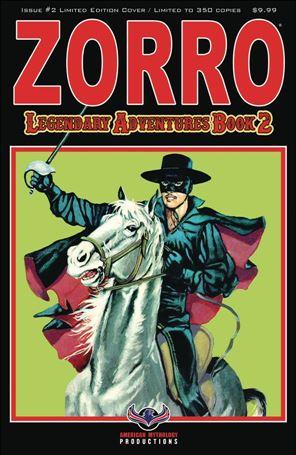 Zorro: Legendary Adventures Book 2 2-B