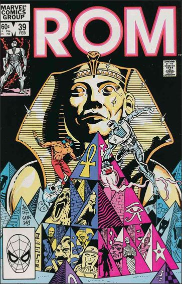 ROM (1979) 39-A by Marvel