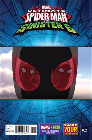 Marvel Universe Ultimate Spider-Man vs. the Sinister Six 2-A