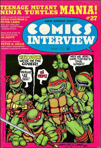 David Anthony Kraft's Comics Interview 27-A by Fictioneer