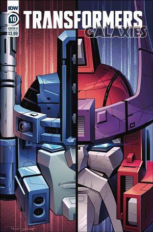 Transformers: Galaxies 10-B