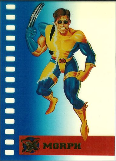 1995 Fleer Ultra X-Men (Suspended Animation Subset) 7-A by Fleer