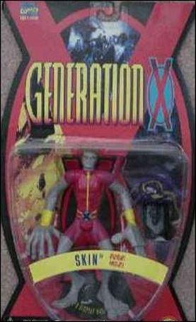 X-Men (Generation X) Skin