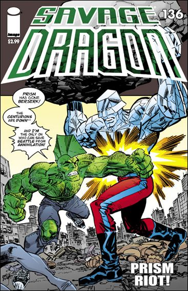 Savage Dragon (1993) 136-A by Image