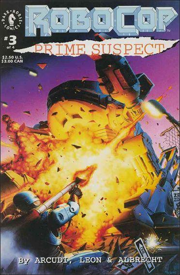 RoboCop: Prime Suspect 3-A by Dark Horse