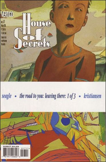 House of Secrets (1996) 17-A by Vertigo