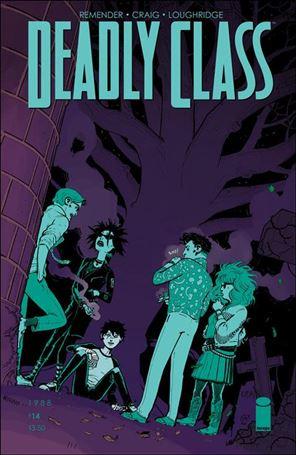Deadly Class 14-A