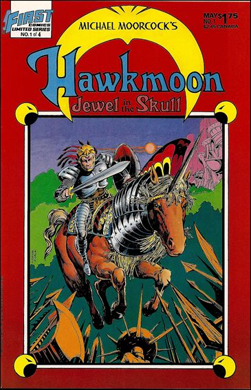 Hawkmoon: The Jewel in the Skull 1-A by First