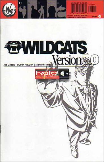 Wildcats Version 3.0 1-A by WildStorm