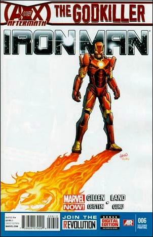 Iron Man (2013) 6-C by Marvel
