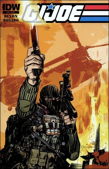 G.I. Joe (2011) 16-A by IDW