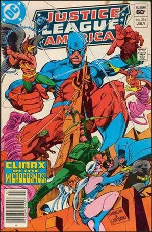 Justice League of America (1960) 216-A