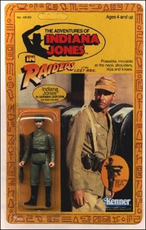 Adventures of Indiana Jones Indiana Jones (German Uniform)