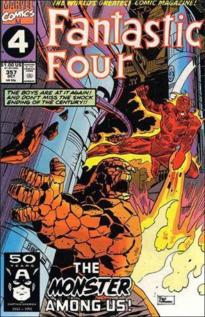 Fantastic Four (1961) 357-A