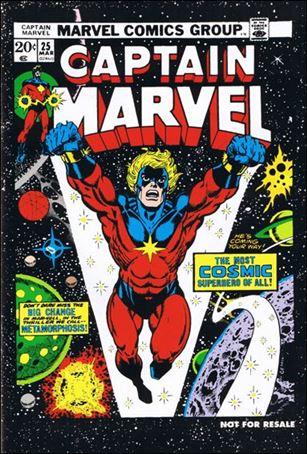 Captain Marvel (1968) 25-C