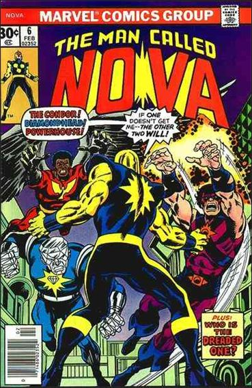 Nova (1976) 6-A by Marvel