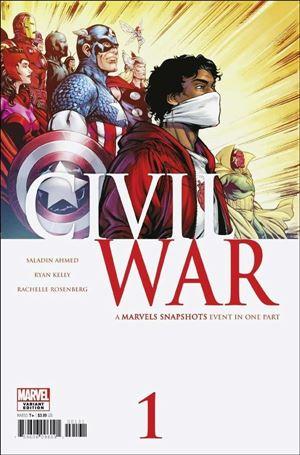 Civil War: Marvels Snapshots 1-B