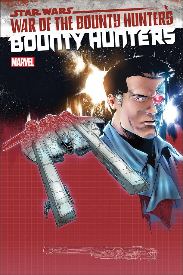 Star Wars: War of the Bounty Hunters - Boushh 1-C by Marvel