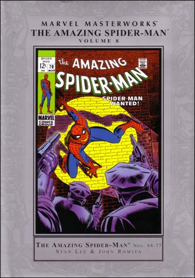 Marvel Masterworks: The Amazing Spider-Man 8-A by Marvel