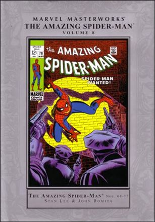 Marvel Masterworks: The Amazing Spider-Man 8-A
