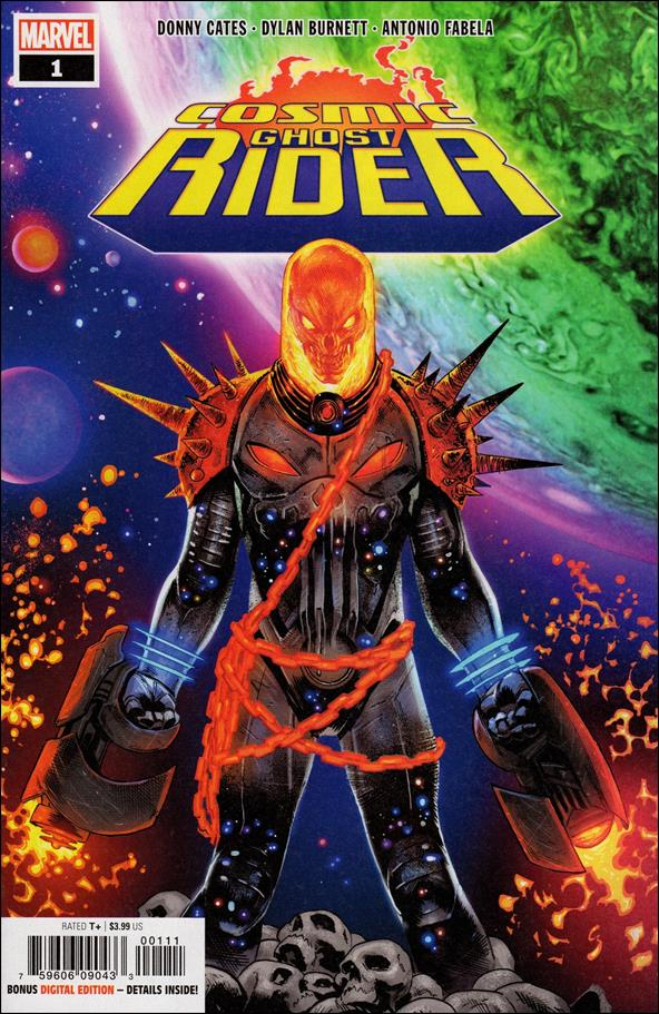 Cosmic Ghost Rider 1-A by Marvel