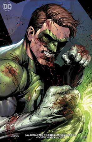 Hal Jordan and the Green Lantern Corps 46-B