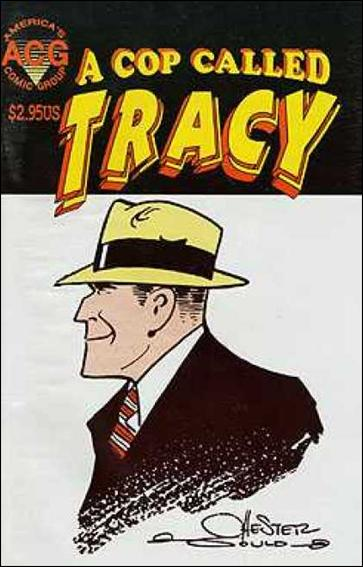 Cop Called Tracy 10-A by America's Comic Group (ACG)
