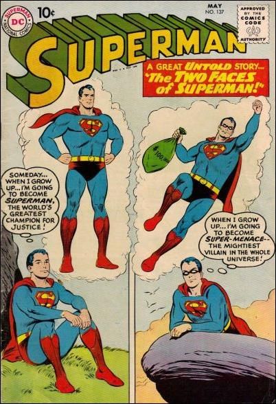 Superman (1939) 137-A by DC