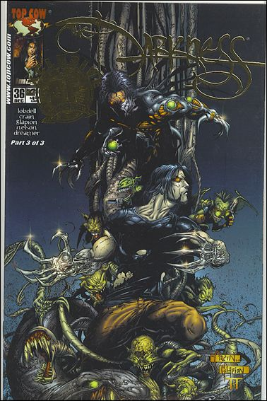 Darkness (1996) 36-B by Top Cow