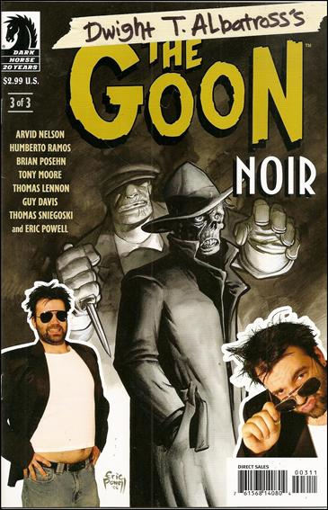 Goon Noir 3-A by Dark Horse
