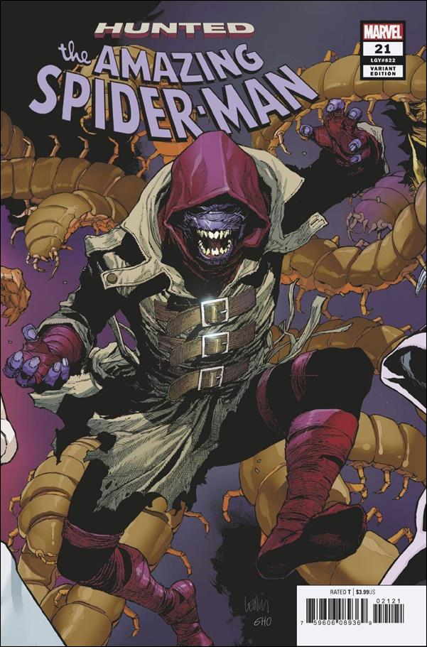 Amazing Spider-Man (2018) 21-B by Marvel