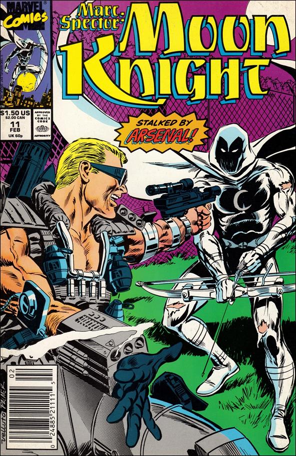 Marc Spector: Moon Knight 11-A by Marvel