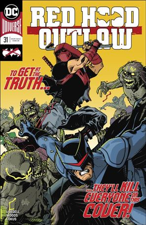 Red Hood: Outlaw 31-A
