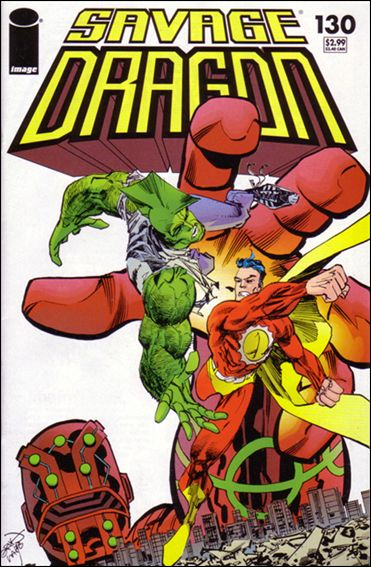 Savage Dragon (1993) 130-A by Image