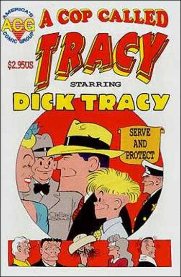 Cop Called Tracy 4-A by America's Comic Group (ACG)
