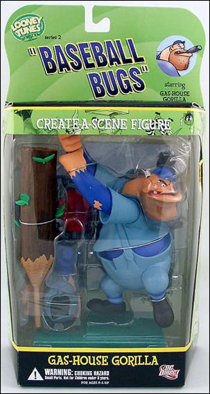 DC Looney Tunes  Gas-House Gorilla Action Figure by DC Direct